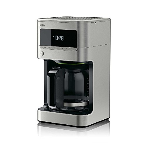 Braun BrewSense 12-Cup Drip Coffee Maker by Braun . - Coffee Maker World