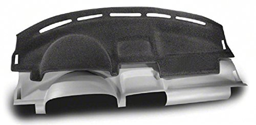 Coverking Custom Fit Dashcovers for Select Chevrolet Cavalier Models - Molded Carpet (Charcoal) (Dash Cover Cavalier 2000 compare prices)