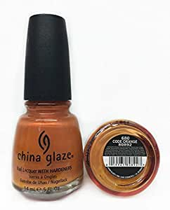 China Glaze Operation Colour Collection Code Orange/80892
