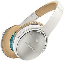 Comprar Bose® QuietComfort® 25 - Auriculares supraurales (Acoustic Noise Cancelling®, con micrófono, control remoto integrado)