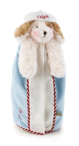 Bunnies By The Bay Blanket front-1022952