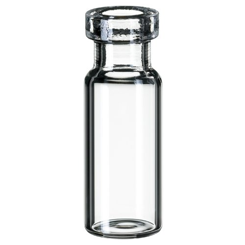 1.5ml Crimp Neck Vial 32 x 11.6mm (clear), narrow opening, pk.100