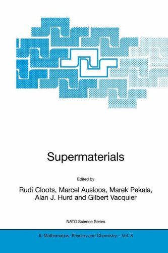 Supermaterials (Nato Science Series II:)