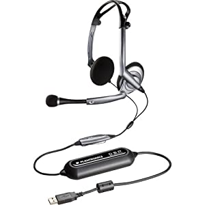 Plantronics DSP400 Foldable Multimedia Headset