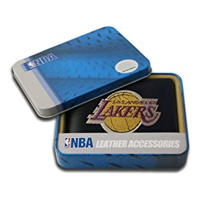 NBA Los Angeles Lakers Embroidered Billfold by Rico