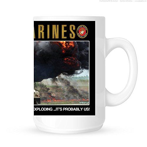 Usmc Mug Usmc Coffee Mug Usmc Cup Usmc Gifts 15Oz (Usmccoffee10)