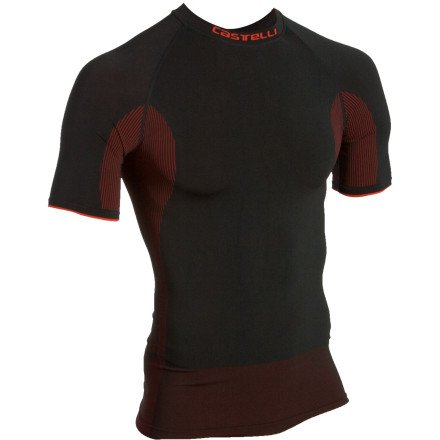 Buy Low Price Castelli Iride Seamless Top – Short-Sleeve – Men's (B005T0DBLQ)