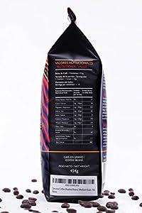 Zancona Medium-Roast Whole Bean Panamanian Coffee Blend, 100% Ethical Arabica Beans