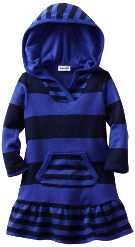 For Sale Splendid Littles Baby-girls Newborn Cambridge Mixed Stripe Dress, Iris, 6-12 Months