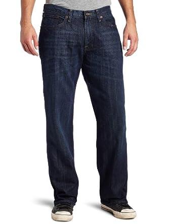 Lucky Brand Men's 361 Vintage Straight Leg Jean in Ol Oklahoma, Ol Oklahoma,33 x 32