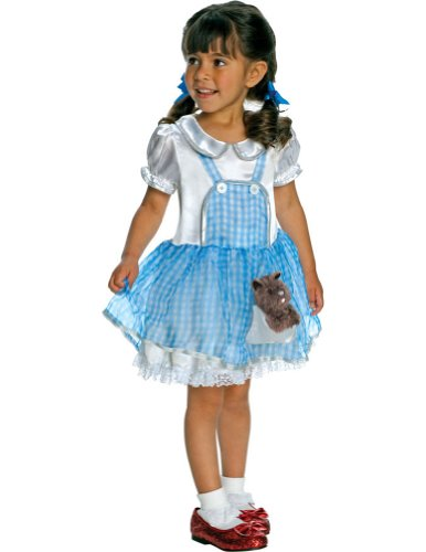 Wiz Of Oz Dorothy Toddler Costume - Toddler Halloween Costume