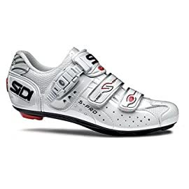 Sidi 2011 Genius 5 Pro Carbon Men's Road Cycling Shoes - Black