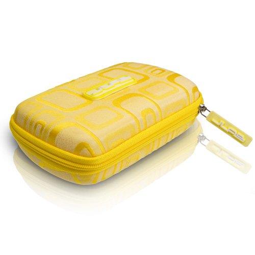 Jlab Jptc85 Samba Travel Case For Jbuds J2 Earbuds - Yellow
