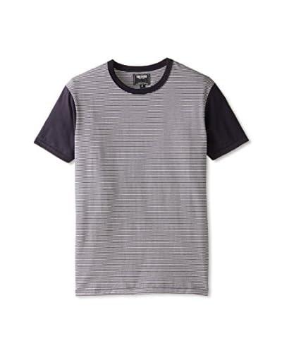 Todd Snyder Men's Contrast Sleeve T-Shirt