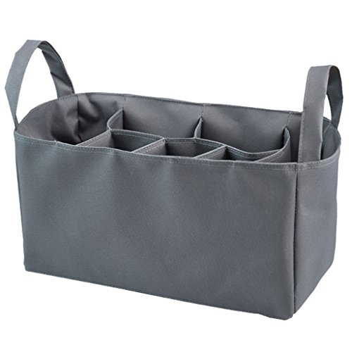 nappy-diaper-bag-mummy-baby-bag-organizer-container-light-pouch-gray