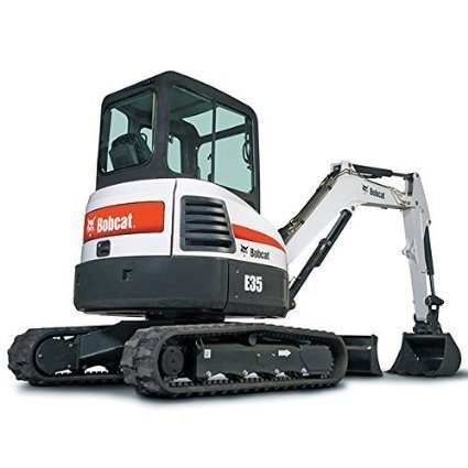 bobcat-mini-compact-excavator-e35-die-cast-toy-scale-150-by-bobcat