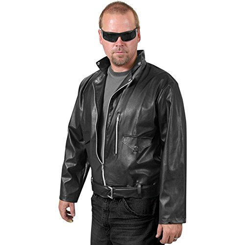 Adult Men's Terminator Costume Jacket