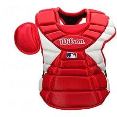 Buy Wilson Pro Stock Hinge FX 2.0 Baseball Catcher's Chest Protector by Wilson