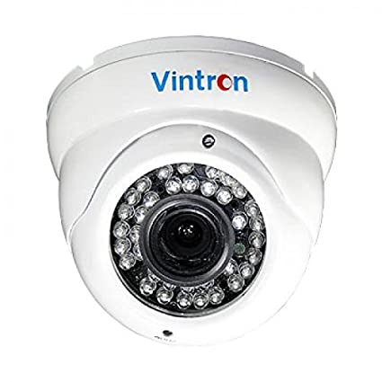 Vintron VIN-672-24-5 700TVL IR Dome CCTV Camera
