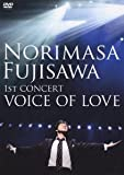 1st CONCERT 「VOICE OF LOVE」 [DVD]