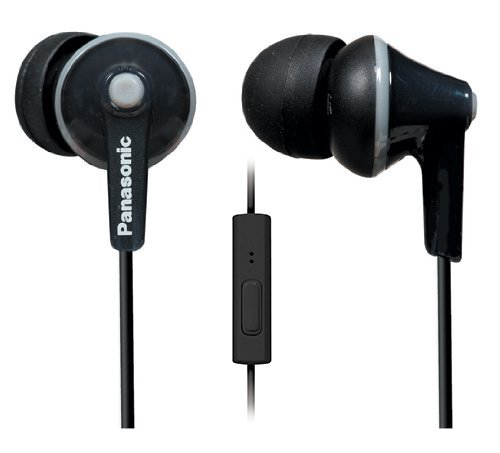 Panasonic RP-TCM125-K headphone