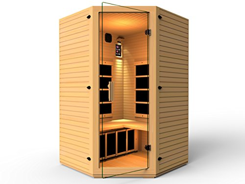 JNH-Lifestyles-2-3-Person-Corner-Far-Infrared-Sauna-Latest-Carbon-Fiber-Heaters