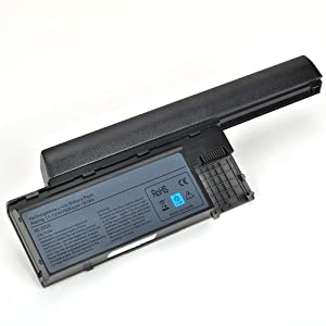 ATC 87WH Battery 9-cell replacement for Dell Latitude D620 Latitude D630 Precision M2300