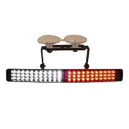 Model ULB9 Star Mini-Phantom Undercover LED Lightbar Amber