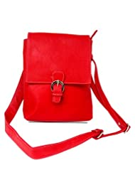 Young & Forever Red Sling Bag for Women