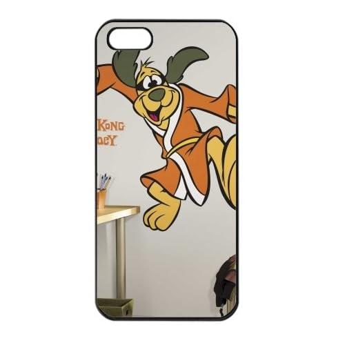 Amazon Com Hong Kong Phooey 3 Iphone 5 Case Black Colour