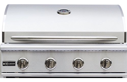 Excalibur 32 inch 4 burner built in grill (LIQUID PROPANE)#GG-32-LP (Build In Grill compare prices)