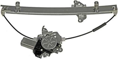 Dorman 741-349 Nissan Front Passenger Side Window Regulator with Motor