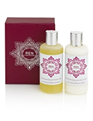 REN Rose Duo Gift Set worth £42