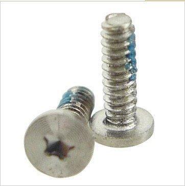 アップル 純正 1パック(2個セット) iPhone 4 4S スクリュー 星型 ねじ 螺子 ネジ Genuine Original star pentalobe screw