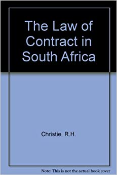 South African contract law