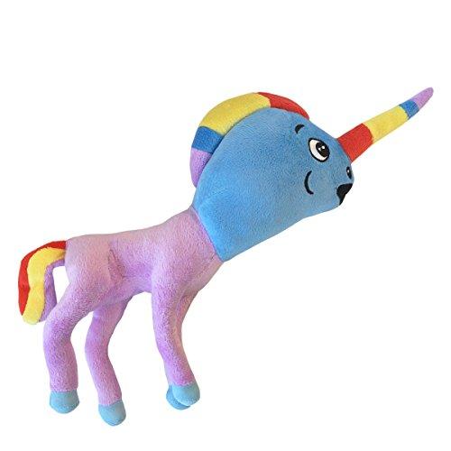 "Narwhalicorn Plush ""Half Unicorn - Half Narwhal"" (Majestic and Plush) - OTW"