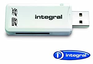 Integral SD (Secure Digital) Single Slot Reader