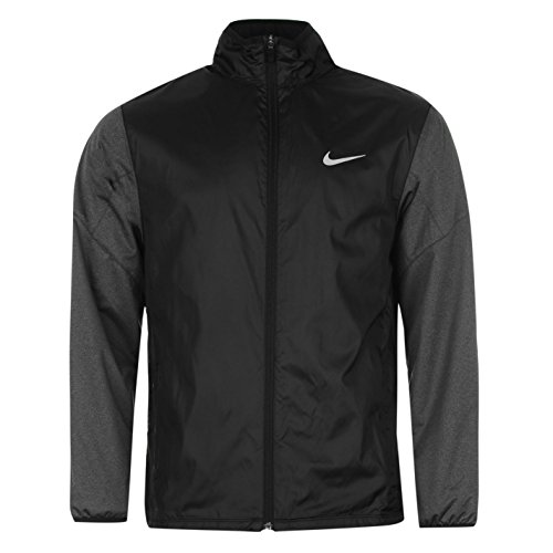 Nike - Giacca con Cerniera - Uomo (M) (Nero)