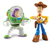 Toy Story 3 Hero Woody And Communicator Buzz Lightyear Buddy Pack Figure