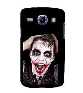 printtech Joker Back Case Cover for Samsung Galaxy On7