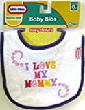 Little Tikes Baby Bib (4-Pack)