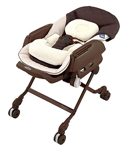 コンビ ネムリラ AUTO SWING BEDi Plus ショコラブラウン(BR) 【対象年齢:新生児~4才頃】