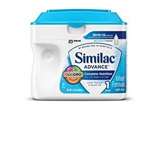 Similac Advance Early Shield, Formula, Powder, 23.2-Ounces (Pack of 6) (Packaging May Vary)