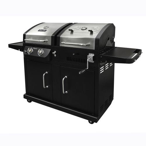 Buy Bargain Dyna-Glo DGB730SNB-D Dual Fuel Grill