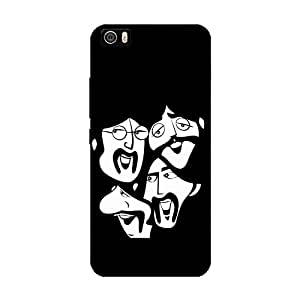 Beatles Mi5 case