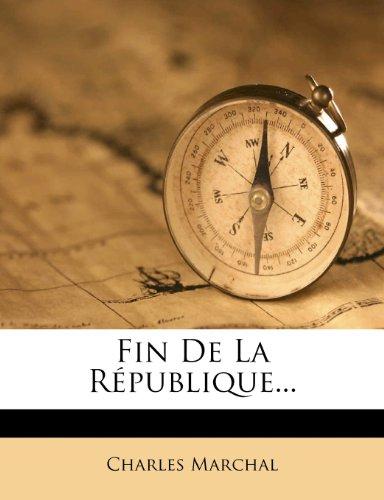 Fin De La République...