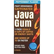 Purity Wholesale JAVA 12PM Java Energy Chewing Gum-JAVA PEPPERMINT GUM