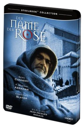 Der Name der Rose / Steelbook Collection