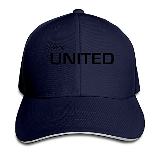 Mooy Hillsong Unite Running Sandwich Cap Navy (Unite A Waist Trainer compare prices)
