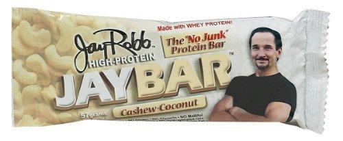 Jaybar Cashew Coconut Bar